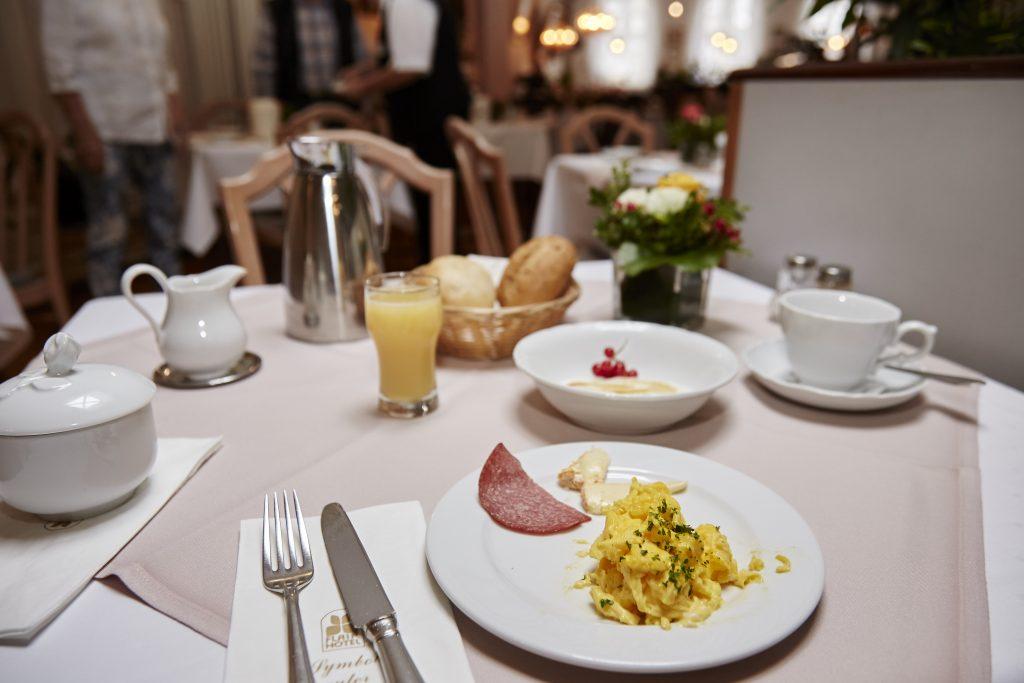 Frühstück Deutsches Haus Arendsee