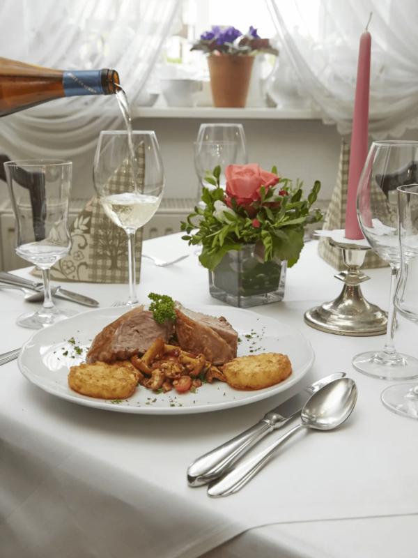 Abendessen Deutsches Haus Arendsee